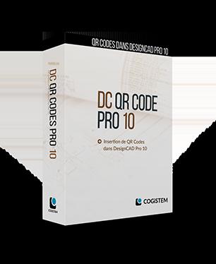 QR Codes dans DesignCAD Pro 10