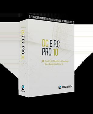 Electricité Plomberie Chauffage dans DesignCAD Pro 10