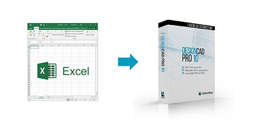 DC Excel Pro 10