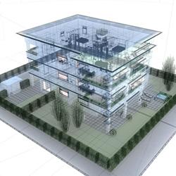 Plans 2D et maquettes 3D