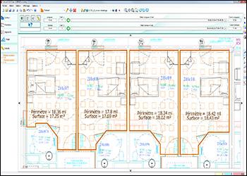 CalculoCAD One - Métré sur plans PDF DWG et sur images